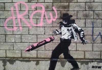 Vandalism Gang Graffiti