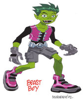 Beast Boy vs. Ben 10: Who is Stronger?