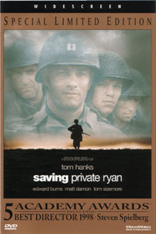 a review on the movie saving private ryan directed by steven spielberg in 1998 Saving private ryan, reviewed by michael a hoffman iisource: the campaign for radical truth in historysaving public mythmovie review of saving private ryandirected by steven spielberg reviewed by michael a hoffman ii.