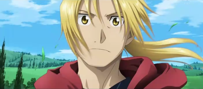 Full Metal Alchemist Brotherhood  An Unintentionally Comparative    Edward Elric Brotherhood Older