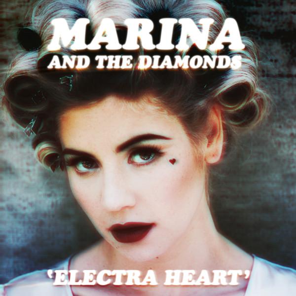 'Electra Heart' by Marina & the Diamonds - Mibba