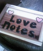 Love Notes.. Not Just for Kids Anymore