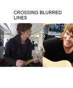 Crossing Blurred Lines